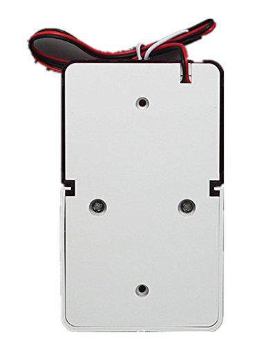 12VDC-per-interni-a-strobo-Flash-luci-e-suoni-Siren-allarme-ottico-e-acustico-0-0
