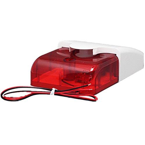 12VDC-per-interni-a-strobo-Flash-luci-e-suoni-Siren-allarme-ottico-e-acustico-0