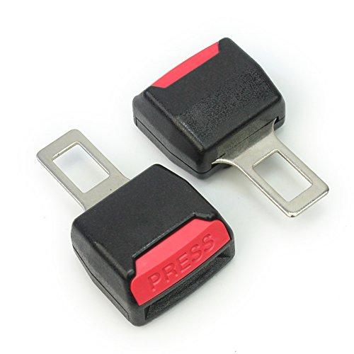 2-Blocca-Gancio-Fibbia-Fermaglio-Chiusura-per-Cintura-Sicurezza-Auto-9x5x3cm-0-2