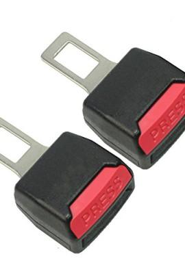 2-Blocca-Gancio-Fibbia-Fermaglio-Chiusura-per-Cintura-Sicurezza-Auto-9x5x3cm-0