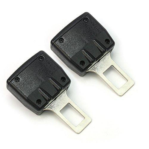 2-Blocca-Gancio-Fibbia-Fermaglio-Chiusura-per-Cintura-Sicurezza-Auto-9x5x3cm-0-3