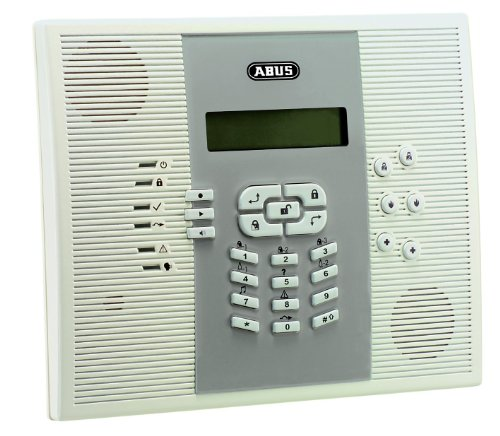 Abus-441134-Centrale-di-allarme-senza-fili-FU9010-colore-biancogrigio-0