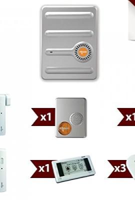 Allarme-senza-fili-GSM-Casa-Mhouse-Kit-di-5-0