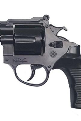 Armi-Colpi-Edison-Pistola-Polizia-Americana-cSilenziatore-12colpi-125db-0