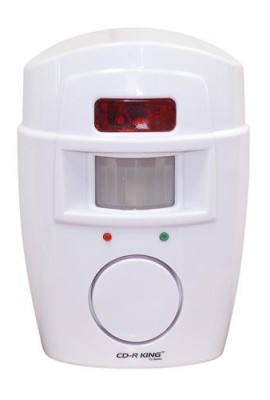 BUV-Handel-Sistema-dallarme-con-sensore-PIR-telecomando-incluso-0