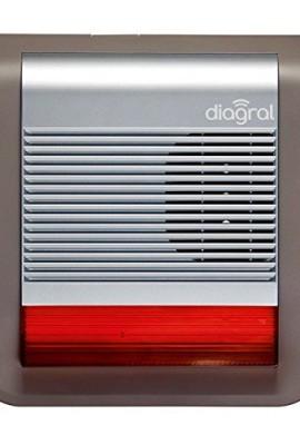 Diagral-DIAG50AAX-Sirena-Esterna-con-Lampeggiante-0