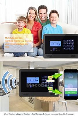 Discoball-Sistema-di-allarme-antifurto-con-wireless-GSM-pannello-touch-invio-di-notifiche-SMS-sensori-4PIR-sirene-interne-ed-esterne-telecomando-0