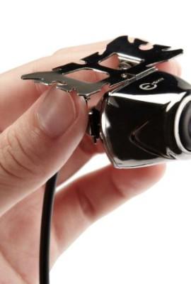 Esky-EC170-08-Videocamera-HD-Waterproof-con-Visione-Notturna-per-Visone-Posteriore-con-Angolo-di-Visuale-di-170-Gradi-Forma-a-Farfalla-Superficie-Lucidata-Inossidabile-0