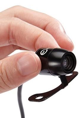 EskyEC-170-06-Telecamera-HD-a-Colori-CCD-Waterproof-per-Visione-Posteriore-pi-Piccola-del-Mondo-Angolo-di-Visone-a-170-Gradi-22cm17cm13cm-0