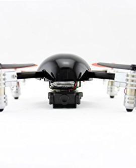 Extreme-Fliers-Quadricottero-Telecomandato-Micro-Drone-20-con-Modulo-Telecamera-Nero-0