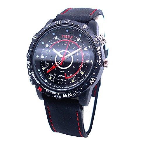 FLY-SHOP-16GB-HD-Impermeabile-Spy-Watch-Orologio-Spia-Videocamera-Nascosta-DV-Video-Recorder-Macchina-Fotografica-Digitale-0-0
