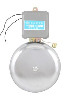 Fabbrica-Scuola-Con-cavo-150mm-152cm-Diametro-Gong-Allarme-Incendio-Elettrico-Bell-25W-AC-220V-0