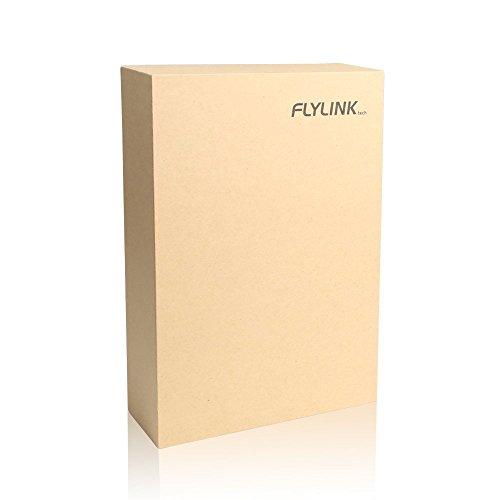 Flylinktech-16GB-HD-Impermeabile-Spy-Watch-Orologio-Spia-Videocamera-Nascosta-Visione-Notturna-Cinturino-Nero-Quadrante-Argento-0-4