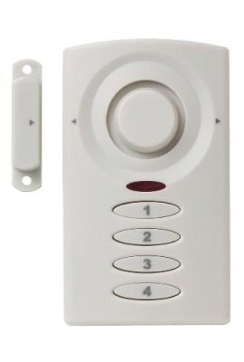Friedland-Mini-allarme-MA4-con-tastierino-numerico-di-controllo-0