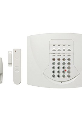 Friedland-SL3F-Response-Premium-Allarme-Wireless-Multifunzione-6-Zone-868-MHz-Bianco-0