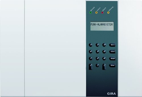 Gira-034500-Centrale-allarme-radio-VdS-colore-Bianco-0