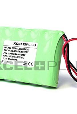 Honeywell-LYNX-1100mAh-Pannello-di-controllo-allarme-batteria-72-V-0