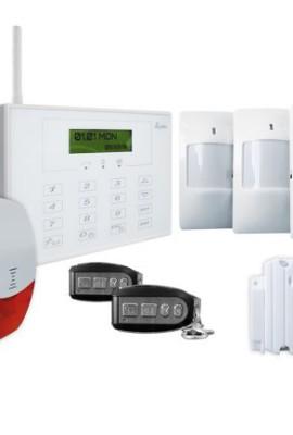 IDK-AL-G09-Sistema-dallarme-senza-fili-Multizone-RTCGSM-con-schermo-touch-LCD-0