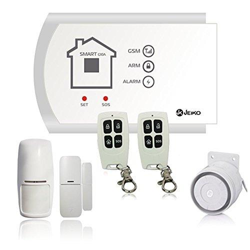 Vendita jeiko sistema d 39 allarme senza fili con combinatore - Sensori per finestre senza fili ...