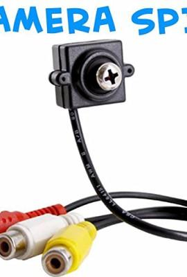 MINI-MICRO-TELECAMERA-CAMERA-CAM-SPIA-SPY-CMOS-A-COLORI-AUDIO-CON-MICROFONO-VITE-0