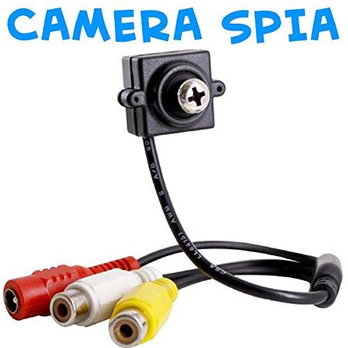 MicrocameraMicro-cameraTelecamera-CCD-a-colori-con-microfono-0