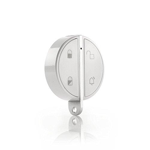 Myfox-BU3001-BadgeTelecomanda-con-Bluetooth-e-Wi-Fi-per-Home-Alarm-0