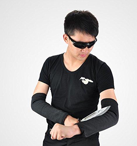 Pandaren-auto-guardia-braccio-difesa-con-configurazione-in-filo-di-acciaio-inossidabile-per-lanti-coltello-lavoro-di-sicurezza-anti-Slash-Cut-prorection-resistente-1-coppia-35-centimetri-x-12cm-0-1
