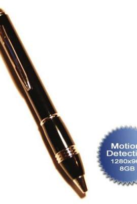 Penna-Spia-8-GB-Spy-Pen-di-colore-nero-con-slot-SD-microcamere-con-funzione-Motion-Detection-registra-Video-1280X960-Suoni-senza-essere-Notati-Grazie-alla-Microcamera-nascosta-0