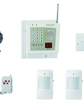 Phenix-AL-1000B-Sistema-dallarme-multizona-radiocomandato-a-batteria-0