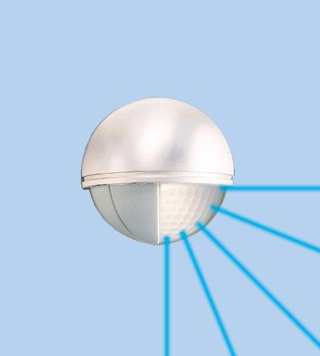 Steinel-Sensore-di-Movimento-A-Infrarossi-Is-2180-5-Bianco-0-3
