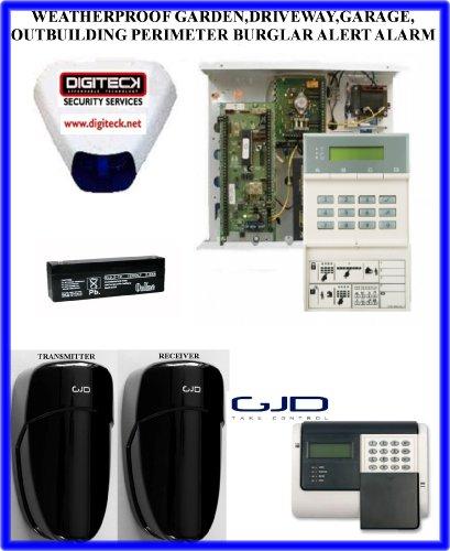 TC116-RESISTENTE-ALLE-INTEMPERIE-PER-GIARDINO-CORTILE-GARAGE-DEPENDANCE-PERIMETRO-DI-ALLARME-ANTIFURTO-SISTEMA-DI-ALLARME-CON-GSM-DIALER-0