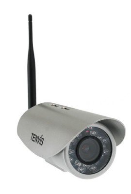 Tecnologia-P2P-TENVIS-IP-CAMERA-HD-720P-impermeabile-esterna-di-IR-Cut-Night-Vision-Motion-Detection-Wifi-80211-b-g-n-WIFI-WIRELESS-WEBCAM-WEB-CAM-Wifi-Videosorveglianza-Internet-con-DDNS-80211-bg-14--0