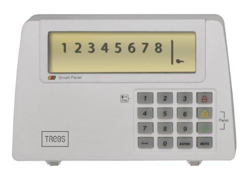 Trebs-22301-Allarme-multizona-controllabile-a-distanza-Comfortalarm-868-MHz-0
