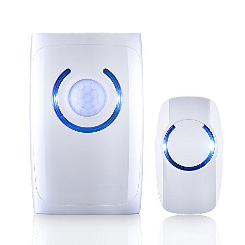 Vendita victsing allarme wireless campanello senza fili - Campanello senza fili da esterno ...