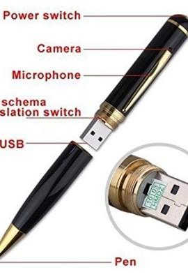 Visionaer--4GB-Penna-spia-Spy-Camera-Cam-videocamera-ad-alta-risoluzione-DVR-telecamera-di-sorveglianza-batteria-integrata-0