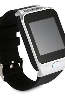 XCSOURCE-2015-Hot-Smart-Watch-GV10-Orologio-da-Polso-Intelligente-con-Bluetooth-30-e-Telecamera-Touchscreen-per-AppleiOS-Samsung-Android-HTC-Supporta-Orologio-Smartphone-Sport-SMITF-Grigio-AC257-0