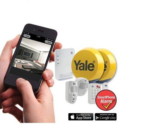 Yale-Easy-Fit-Allarme-con-sensore-di-movimento-e-telecamera-a-infrarossi-controllabile-a-distanza-via-smartphone-0