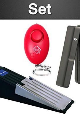 kh-security-Set-Studenti-Set-Rosa-Allarme-Chiave-Porta-Stopper-Allarme-Finestra-0